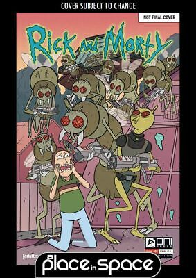 Rick And Morty #1 - 50 Issues Special Variant (Wk22)