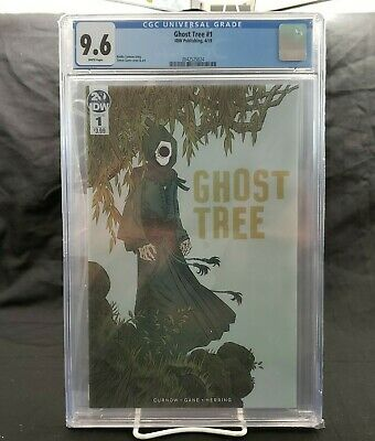 IDW Publishing Ghost Tree #1 1st Printing CGC 9.6 NM+ 2019 Sold Out Rare Horror