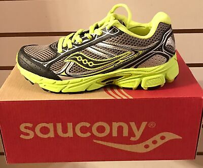 eee324db SAUCONY SY-B COHESION 10 GS Kids' Running Shoes Size 4.5Y NEW ...