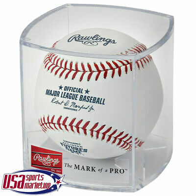 2019 All Star Futures Rawlings Official MLB Game Baseball Cleveland - Cubed
