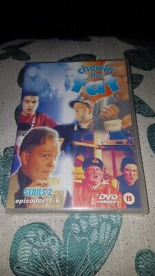 Chewin The Fat Series 2.Dvd.new And Sealed.