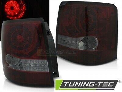 LED Taillights For LAND ROVER RANGE ROVER SPORT 05-09 RED SMOKE LED