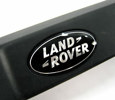 Land Rover Discovery 3 BLACK+SILVER rear door oval badge upgrade LR3 logo new
