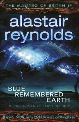 (Very Good)-Blue Remembered Earth by Reynolds, Alastair ( Author ) ON Jan-19-201