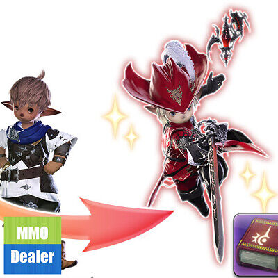 Tales of Adventure: One Red Mage's Journey I & II Level Boost FINAL FANTASY XIV