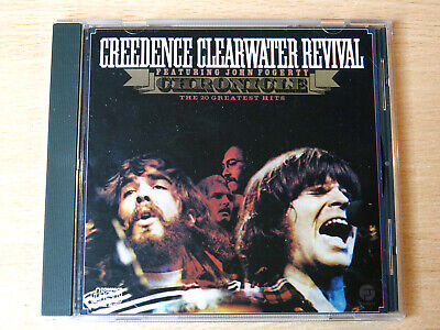 Creedence Clearwater Revival/Chronicle : The 20 Greatest Hits/1987 CD Album