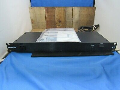 Furman M8X Merit Series Power Conditioner 1800W/15A 4500A Surge Used