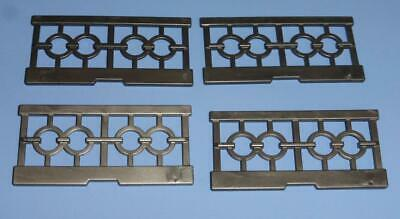 Playmobil Victorian Mansion Straight Railing  x 4  for 5300 5301 5305 & 4297