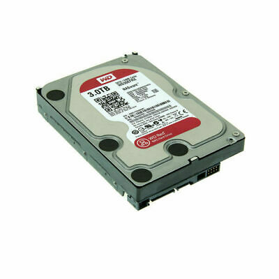WD Red WD30EFRX - 3TB 5400rpm 64MB 3.5inch SATA600
