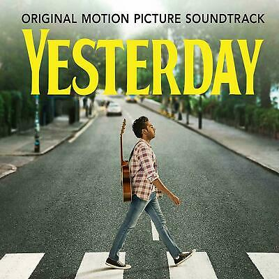 New Yesterday  Original Motion Picture Soundtrack Cd Himesh Patel