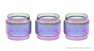 Iwodevape Replacement Glass Tank for SMOK TFV8 Baby V2 Clearomizer (3-Pack) R...