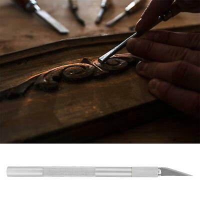 Carving Tool Sculpture Engraving Cutter Craft Pen Stationery Art Utility Knife E