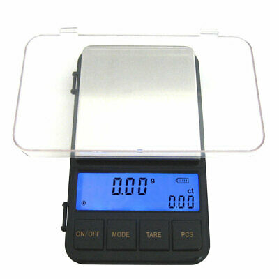 HOT Pocket Digital Scales Jewellery Weighing Mini LCD Electronic 0.01g 300g/500g