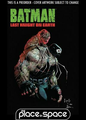 (Wk31) Batman: Last Knight On Earth #2A - Preorder 31St Jul