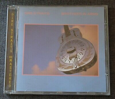 Dire Straits, brothers in arms, CD remastered