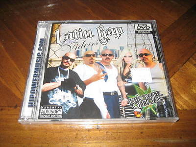 Chicano Latin Rap & Videos CD & DVD - TRISTE LOCO Ese Menace MS LADY PINKS