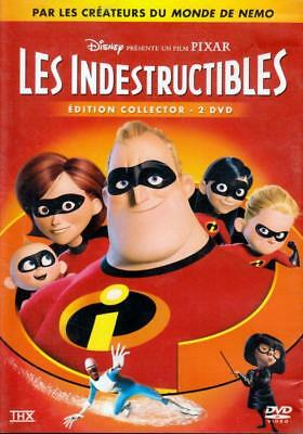 D.v.d./...Les Indestructibles.../...Walt Disney....n°78.../...Collector 2 Dvd...