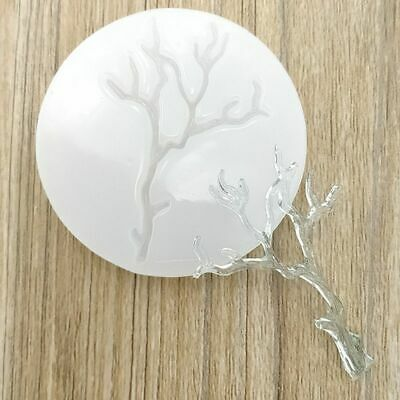Leaves Branch Shape Epoxy Resin Casting Silicone Molds DIY Jewelry Making Tool