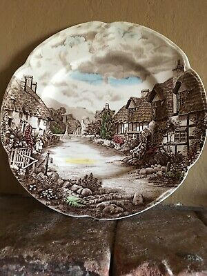 """Johnson Brothers OLDE ENGLISH COUNTRYSIDE 10"""" Dinner Plate"""