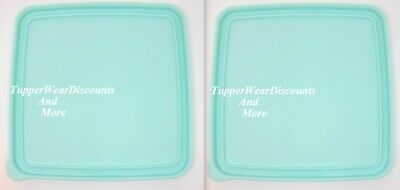 Tupperware NEW Set of 2 Small Square Replacement Seals Fridgesmart Container