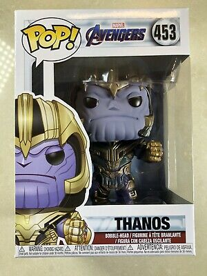Marvel Avengers #453 - Thanos EndGame - Funko Pop! - Brand New
