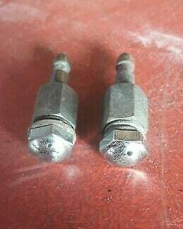 Pair Of Rover P4 Original Washer Nozzle / Jets Vgc
