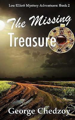 Missing Treasure, Paperback by Chedzoy, George, Brand New, Free shipping in t...