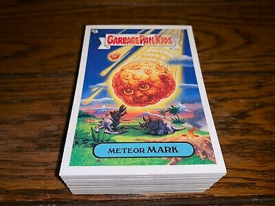 GARBAGE PAIL KIDS WE HATE THE 90's COMPLETE BASE SET 220 CARDS PACK FRESH NM