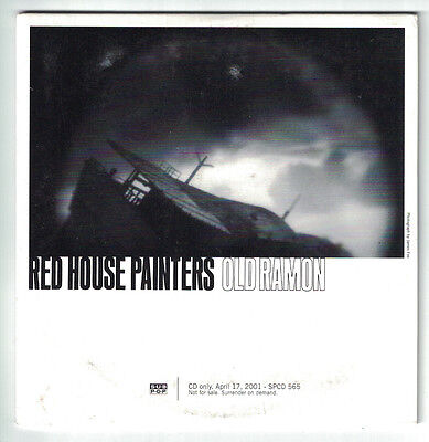 Red House Painters Old Ramon Original Promo CD sub Pop Raro Subpop