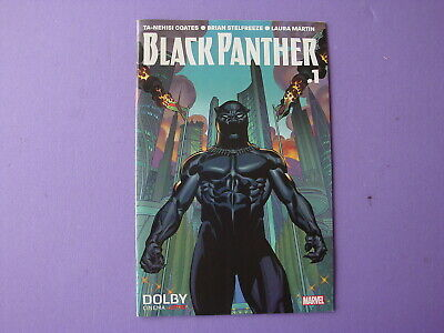 2018 Opening Night  AMC Dolby Movie Promo  Black Panther #1  Marvel Comic Book