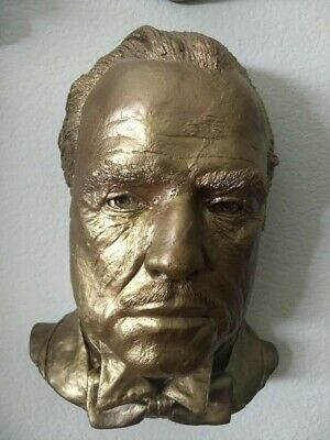 Marlon Brando Life Mask LIMITED EDITION 114/1000 Signed by the Sculptor Artist