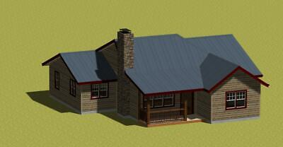 3D View House Drawing Services