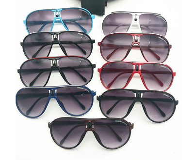 Carrera 9 Styles Sunglasses Outdoor Sports Surfing Fishing Vintage Shades UV400