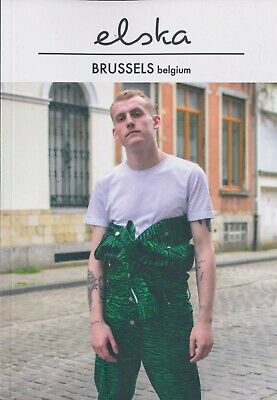 Elska Magazine - Issue 12 - Brussels - Culture, Lifestyle & Male Photography
