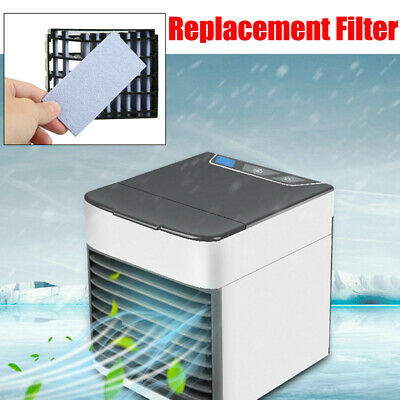 10X Space Cooler Arctic Air Cool Replacement Filter For Bedroom Artic Cooler Fan