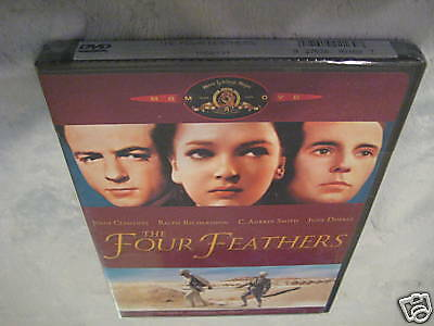 The Quatre Plumes DVD John Clements Mgm Région 1 Neuf