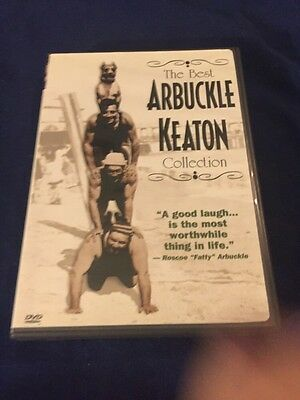 The Best Arbuckle Keaton Colección DVD Buster Keaton