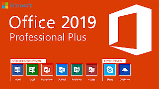 Microsoft Office 2019 Professional Plus Lifetime License Key Instant Delivery