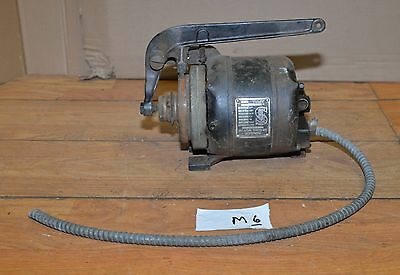 Industrial Singer Sewing machine motor S94161 collectible vintage seamstress