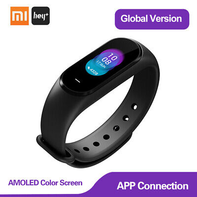 "Global Version Origina XIAOMI Hey Plus 0.95""NFC 5ATM Waterproof Smart Brac N6G2"