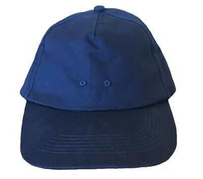 NEW - Navy Issue BLUE PCS Utility Combat Peaked Cap - Flame Resistant Fabric