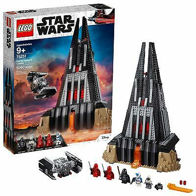 LEGO Star Wars: Darth Vader's Castle - 75251 [Building Kit 1060 Pieces] NEW