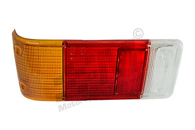 NEW High Quality Ford Escort Mk2 Rear Lamp Lens LEFT HAND Side Tail Light