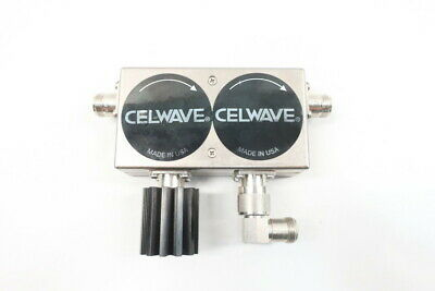 Celwave CD870-C Isolator Circulator 939.1625mhz