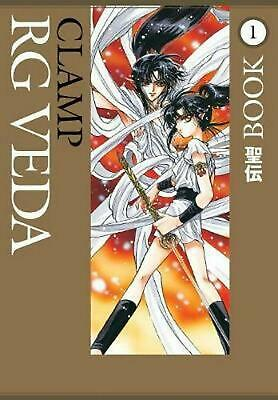 RG Veda Omnibus Volume 1 by Clamp (English) Paperback Book Free Shipping!