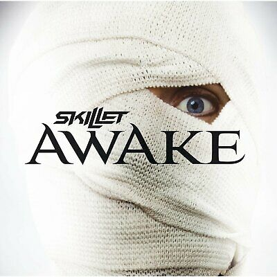 Awake by Skillet (CD, Aug-2009, Atlantic (Label))