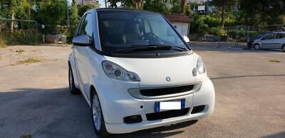 SMART Fortwo fortwo 1000 52 kW MHD coupé passion