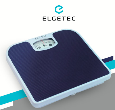 484 Magnified Compact Dial Mechanical Bathroom Weighing Scales (L4