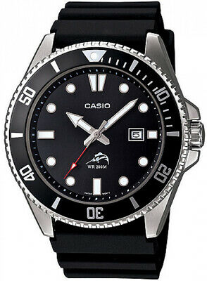 New Casio DIVERS Watch Mens MDV106-1A 200M Sports Watch Duro Analog Watch