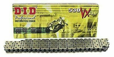 D.I.D Chain 530VX 106Links Ring Open with Rivet Link